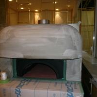 ピザ釜製作のサムネイル